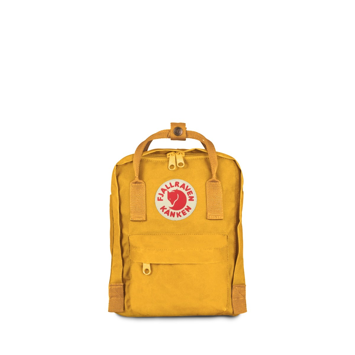 Kanken Mini Ochre Backpack
