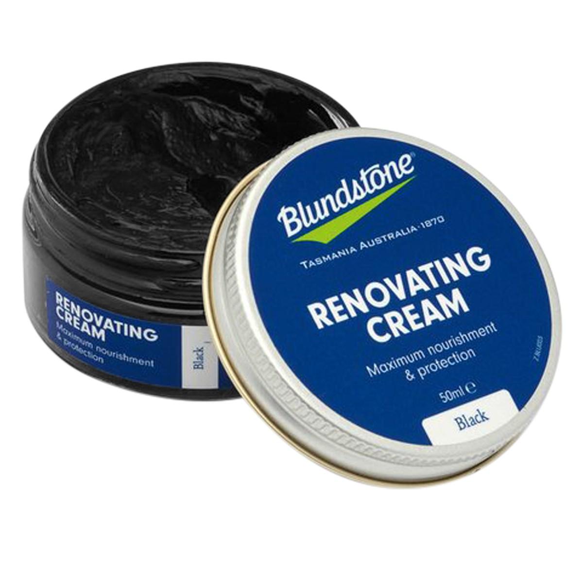 Renovating Cream in Black