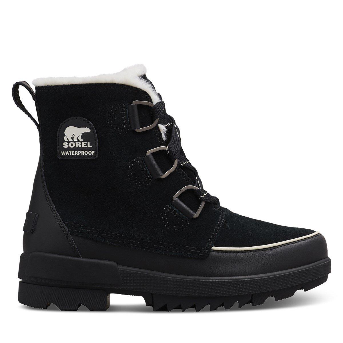 Women's Tivoli IV Waterproof Boots in Black