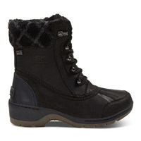 Women's Whistler Mid Waterproof Boots in Black