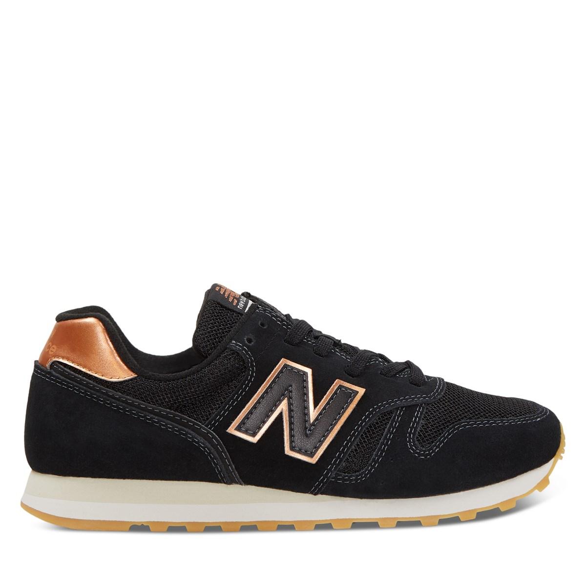 Women's 373 Sneakers in Black