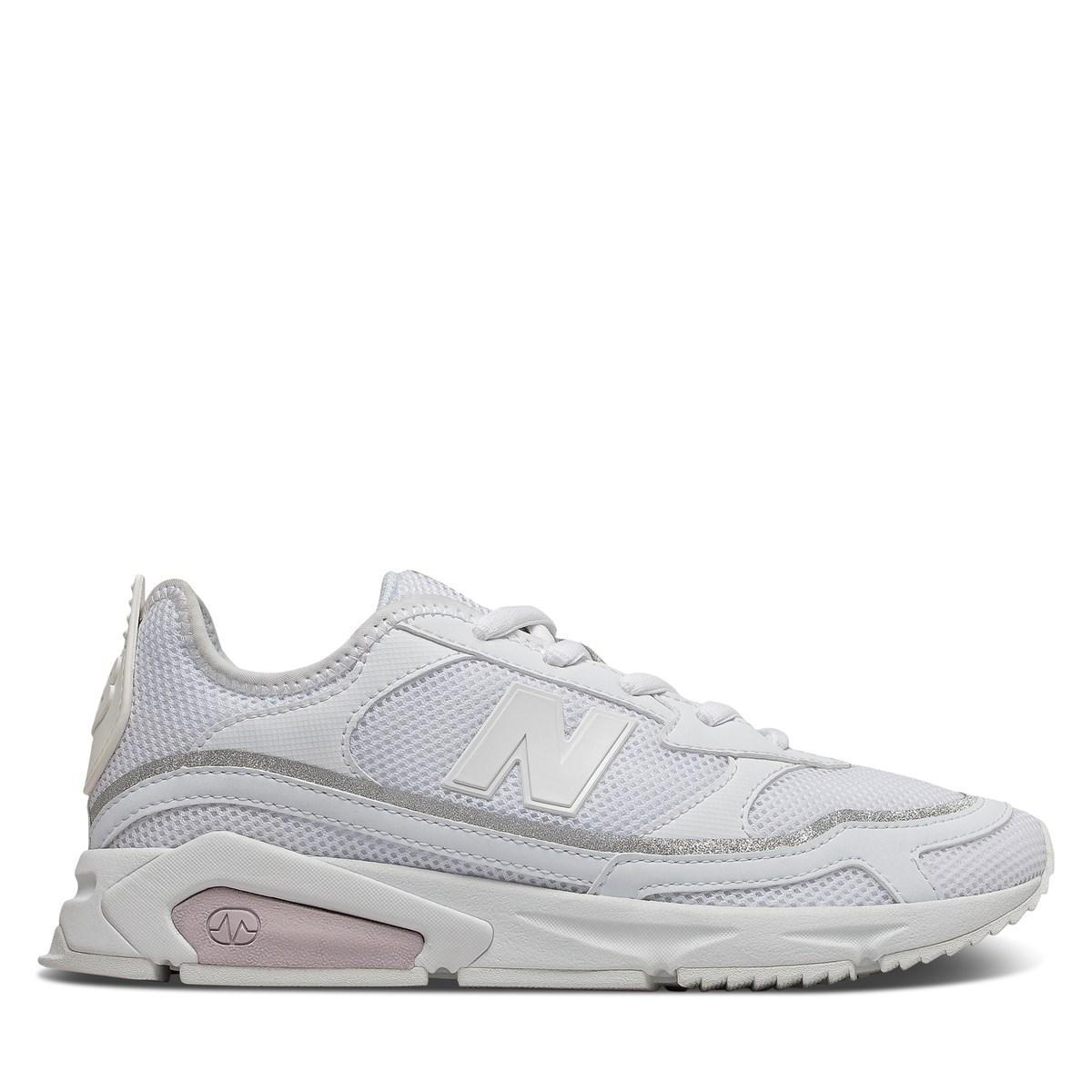 Women's X-Racer Sneakers in Grey
