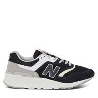 Men's 997H Sneakers in Black and Grey