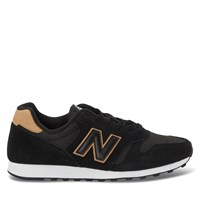 Men's 373 MNT Sneakers in Black