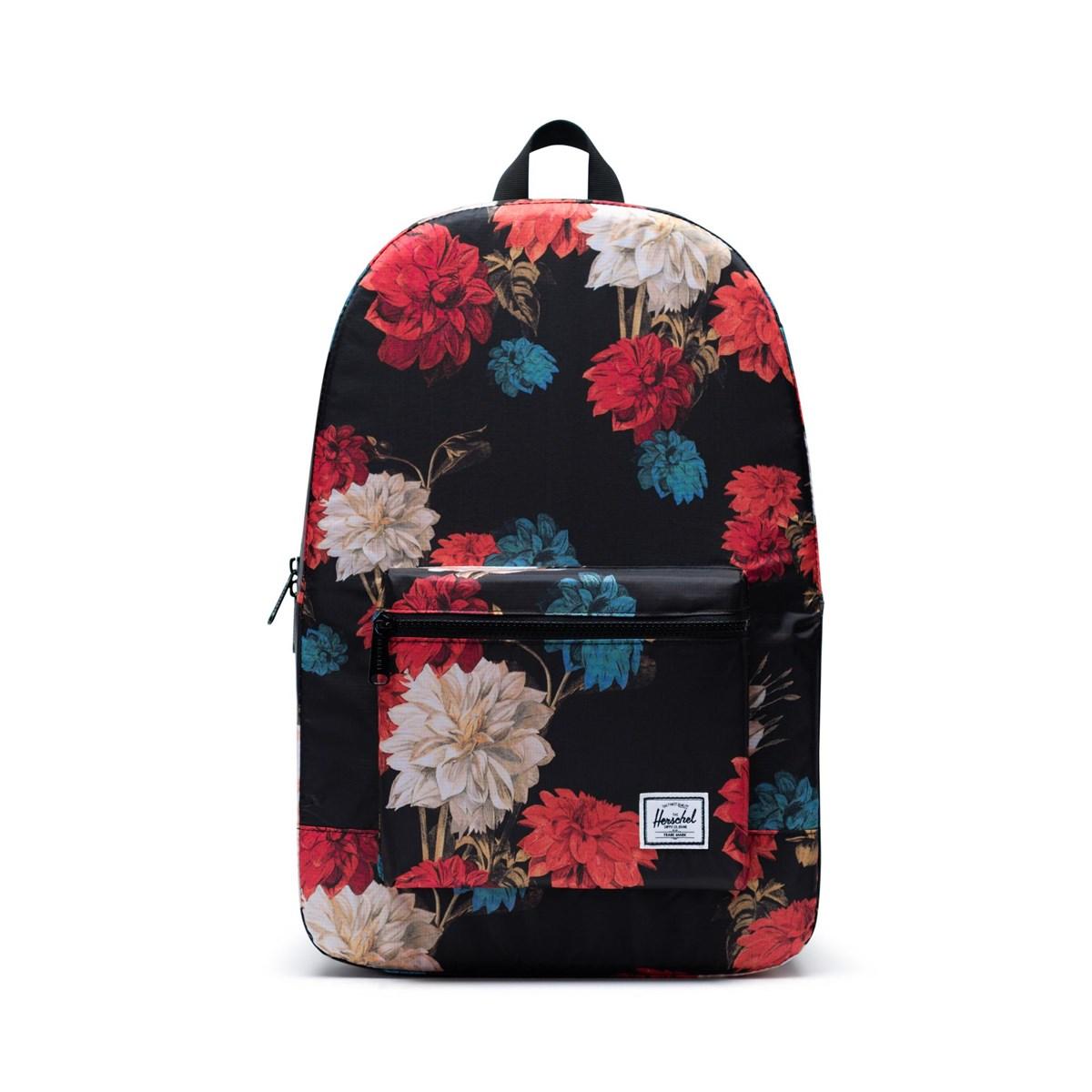 Women's Vintage Floral Daypack Backpack