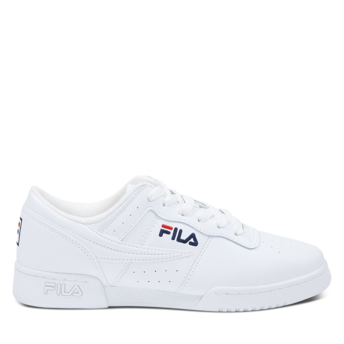 Men's Original Fitness Sneakers in White
