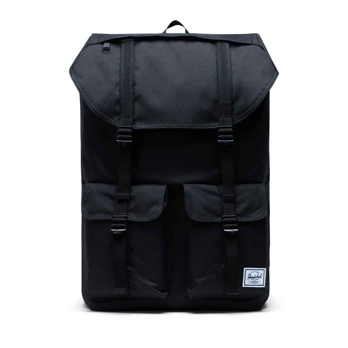 Buckingham Backpack in All Black