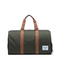 Novel Duffle Bag in Dark Green
