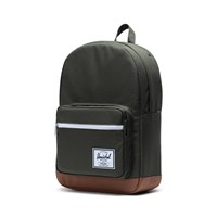 Pop Quiz Backpack in Dark Green