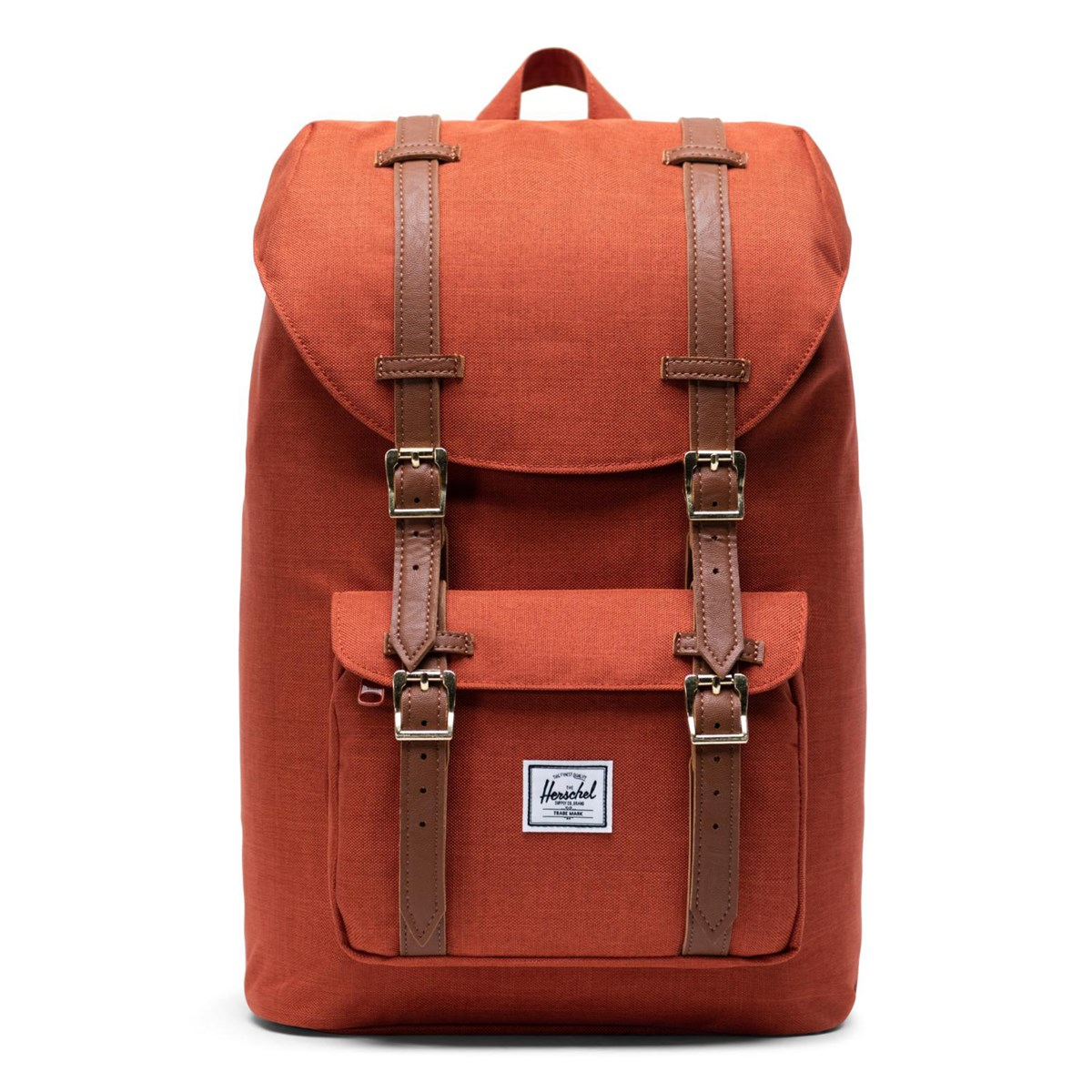 Sac à dos Little America Mid Volume orange foncé