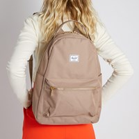 Nova Mid-Volume Backpack in Beige