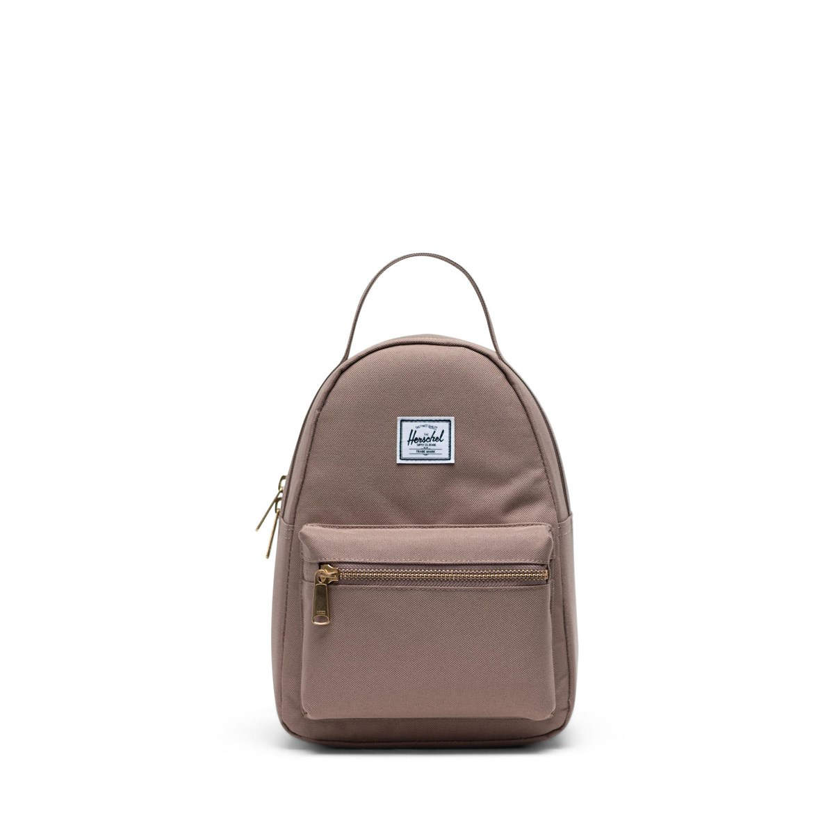 Nova Mini Backpack in Beige
