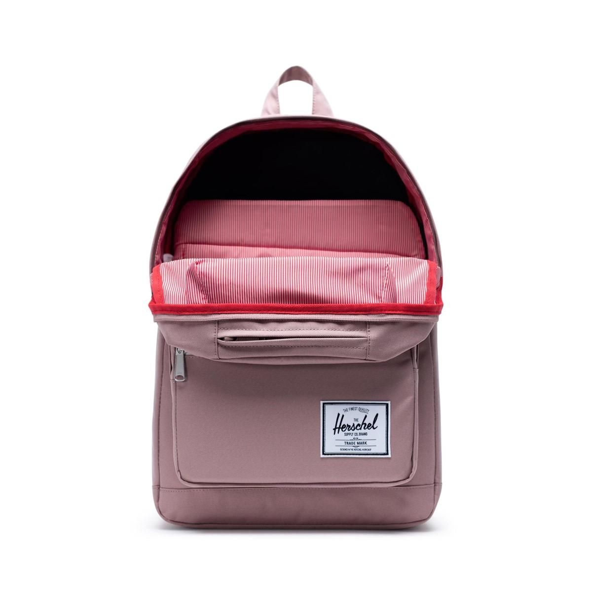 Pop Quiz Backpack in Ash Rose