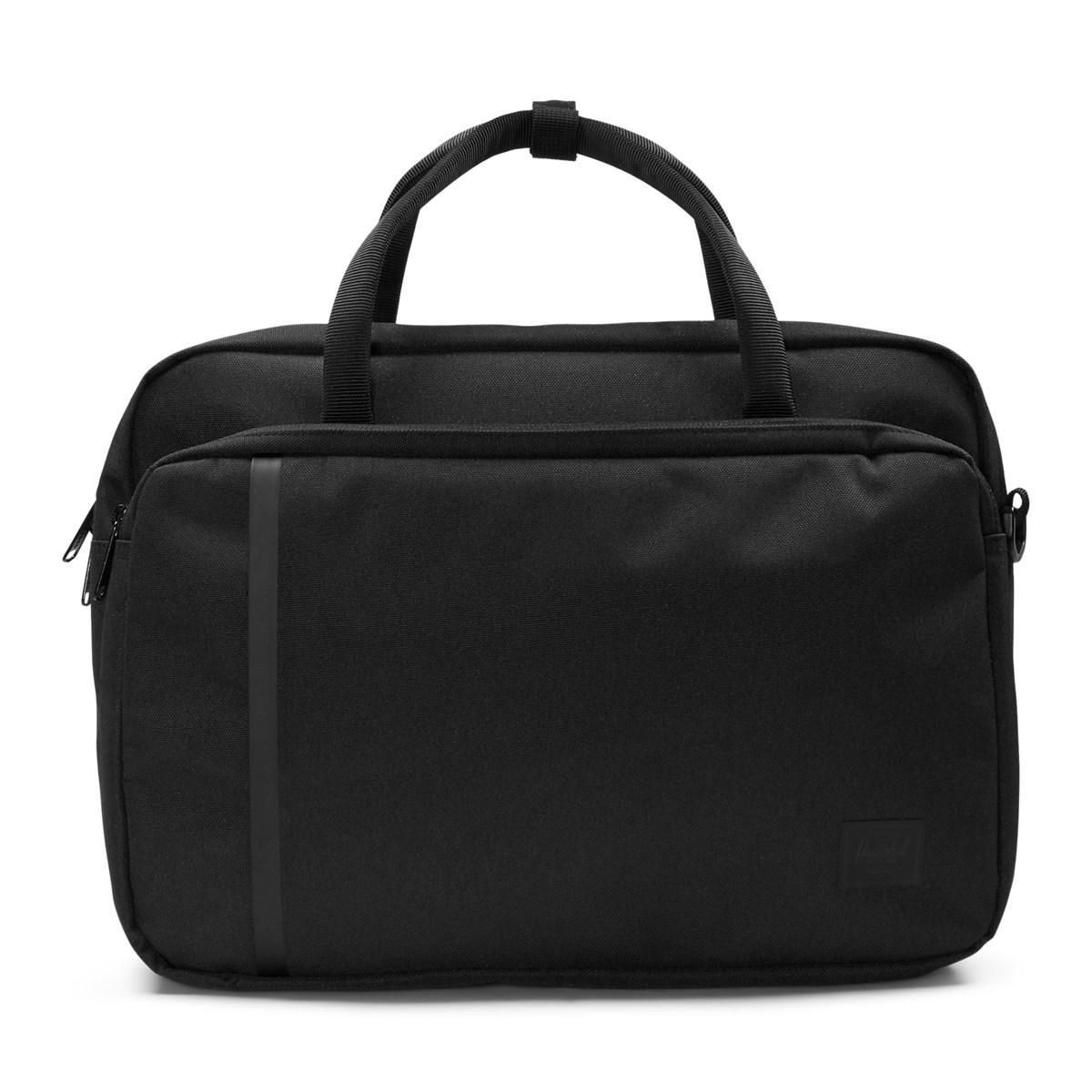 Gibson Messenger Bag in All Black
