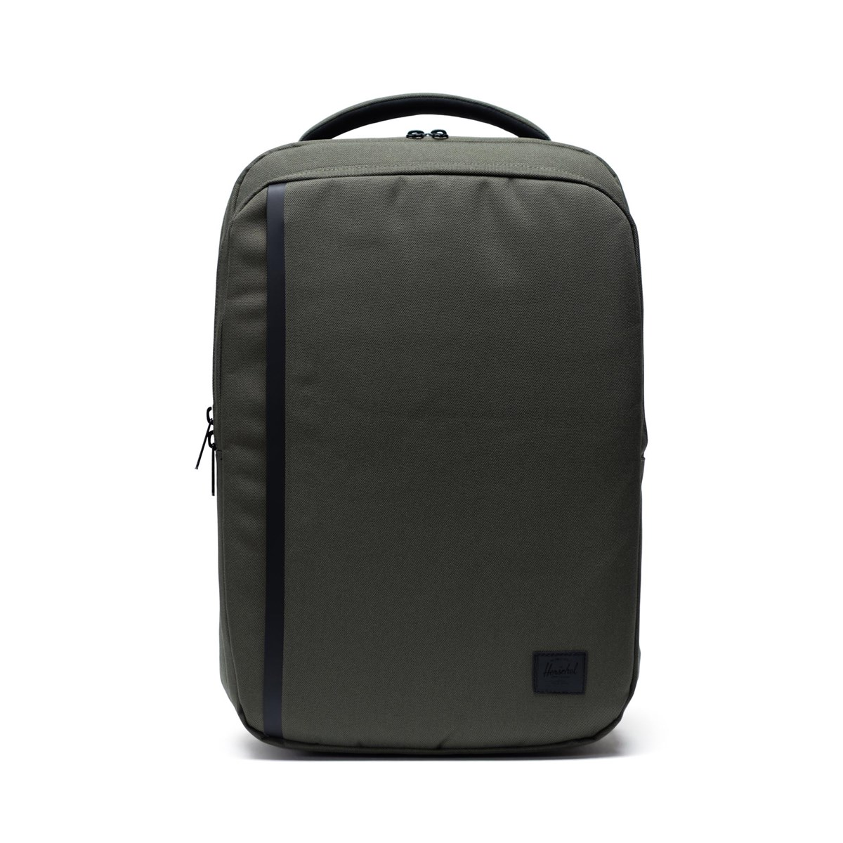 Travel Daypack Backpack in Dark Green
