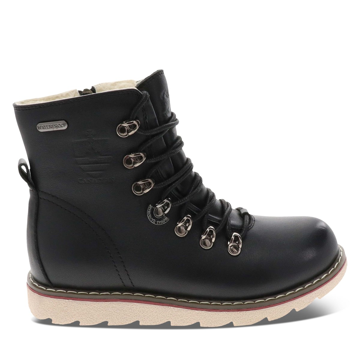 Women's Caledon Waterproof Boots in Black