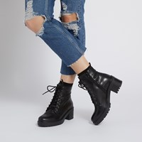 Women's Yasmine Ankle Boots in Black
