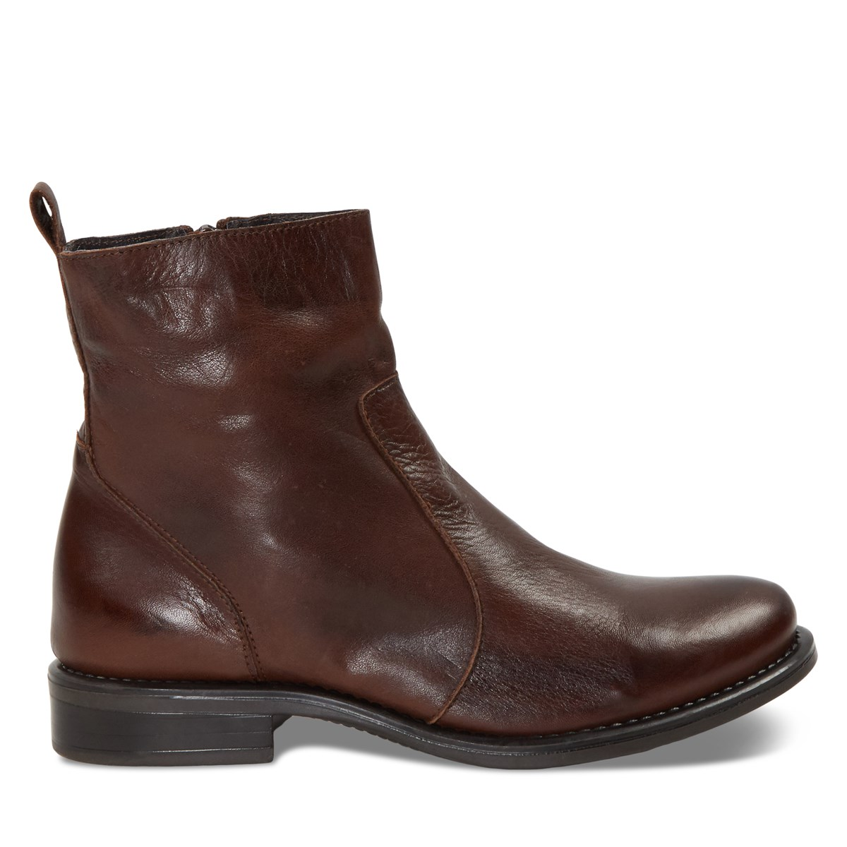 Women's Margot Ankle Boots in Brown
