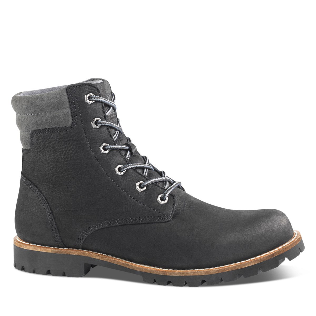 Men's Magog Hiking Boots in Black