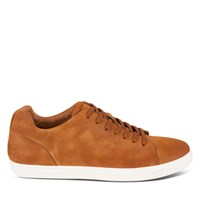 Men's Stand Sneakers in Tan