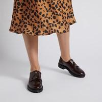 Chaussures Lexi bordeaux pour femmes