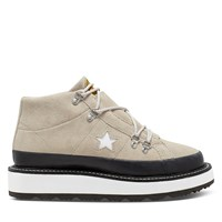 Women's One Star Frosted Dimensi Sneaker Boots in Nude