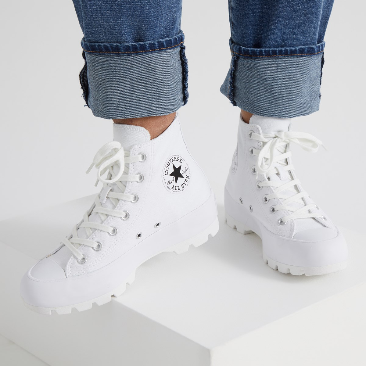 converse chuck taylor lugged