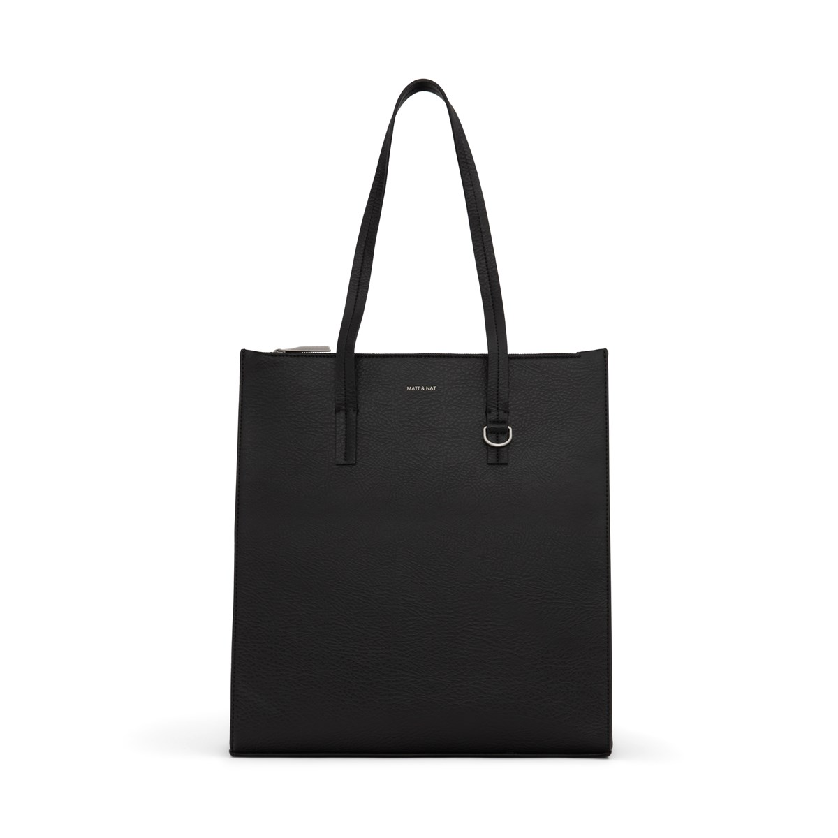 Canci Vegan Shoulder Bag in Black