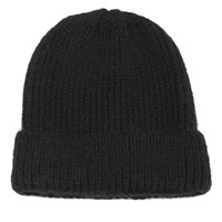Evie Beanie in Black