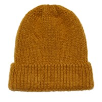 Women's Evie Beanie in Yellow