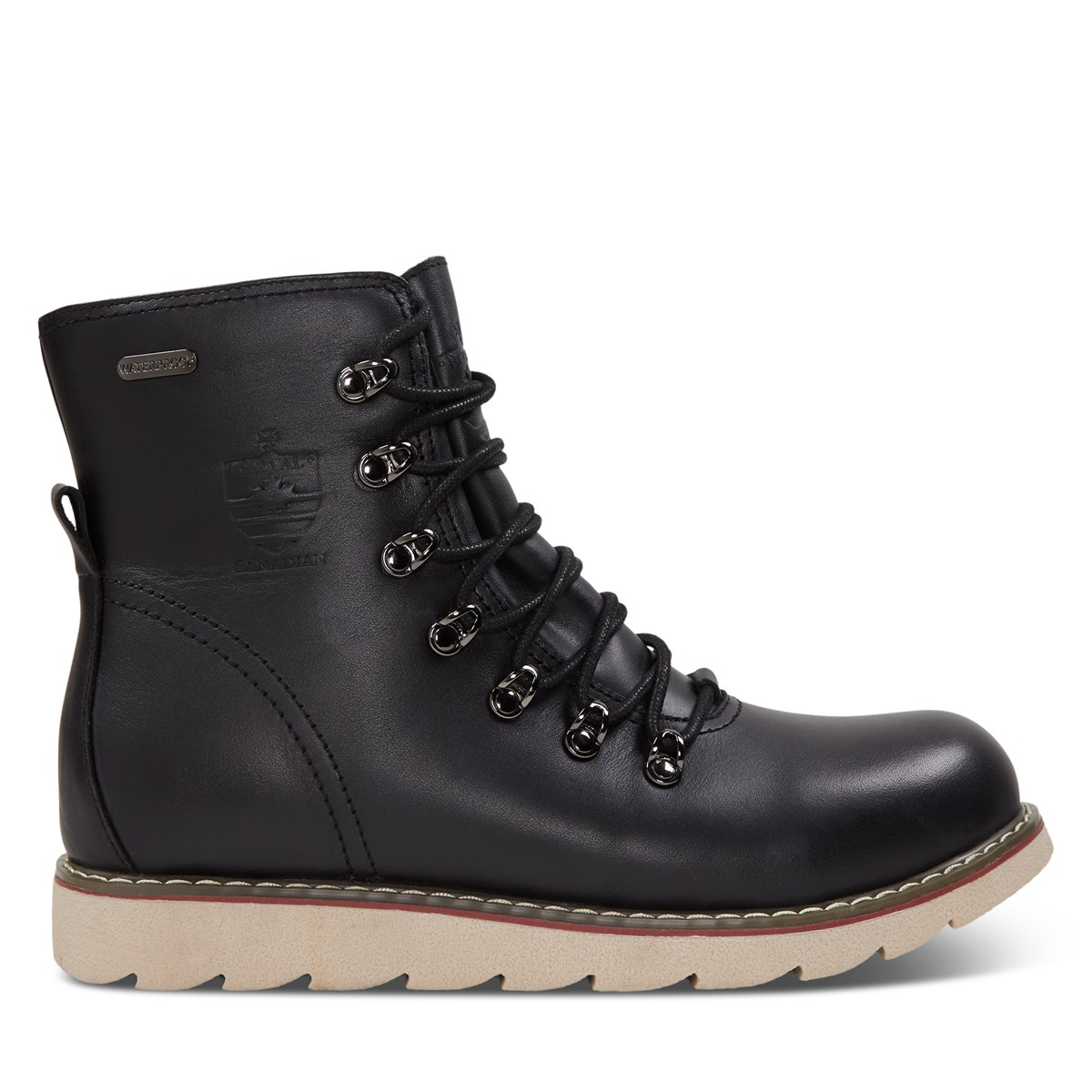 Men's Armstrong Boots in Black