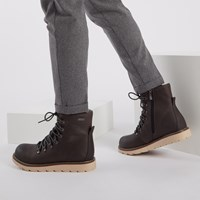 Men's Armstrong Boots in Grey