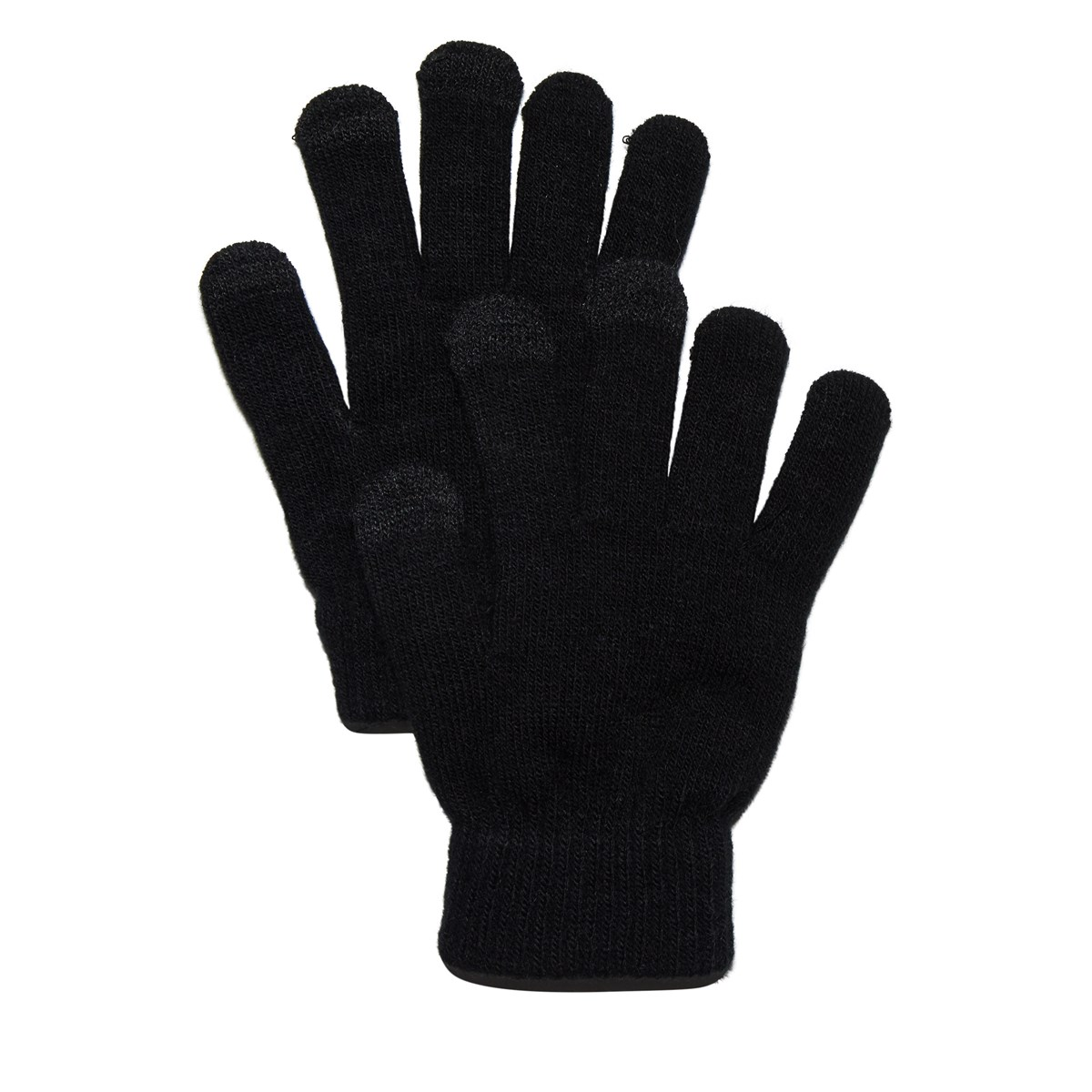 Aly Magic Gloves in Black