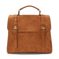 Women's Lainey Backpack in Cognac