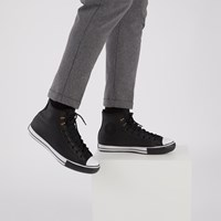 Men's Chuck Taylor All Star Winter Gore-Tex boots in Black