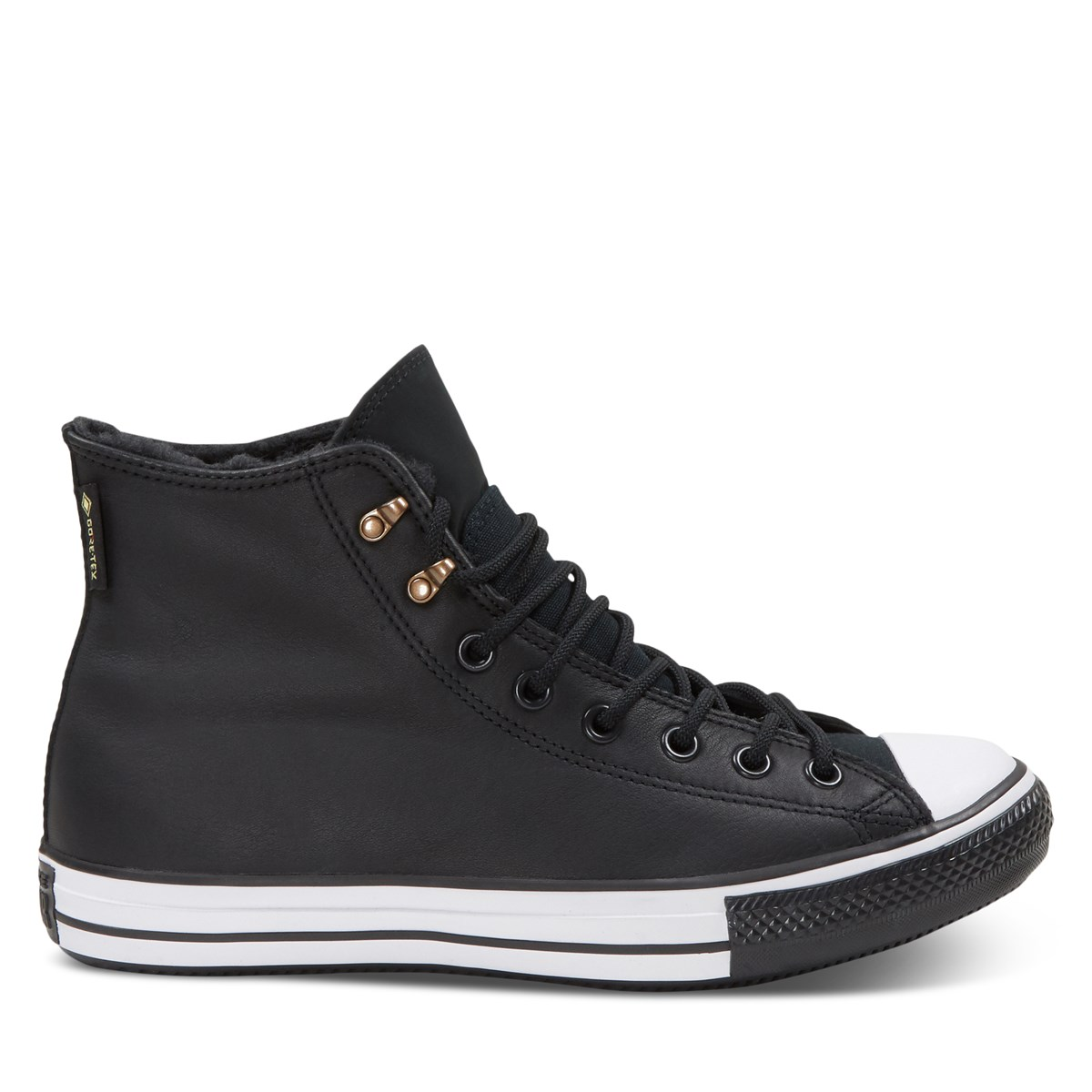Men's Chuck Taylor All Star Winter GORE-TEX Sneakers in Black