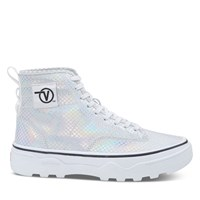 Women's Sentry WC Glory Sneakers in Check True White
