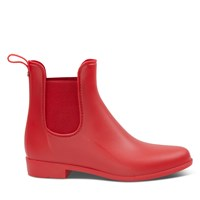 Women's Tinsley Rainboots in Red Matte