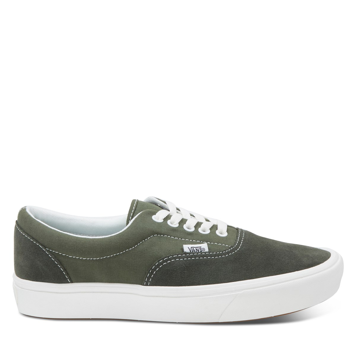 Men's ComfyCush Era Sneakers in Forest Green