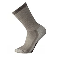 Hike Medium Crew Socks in Taupe