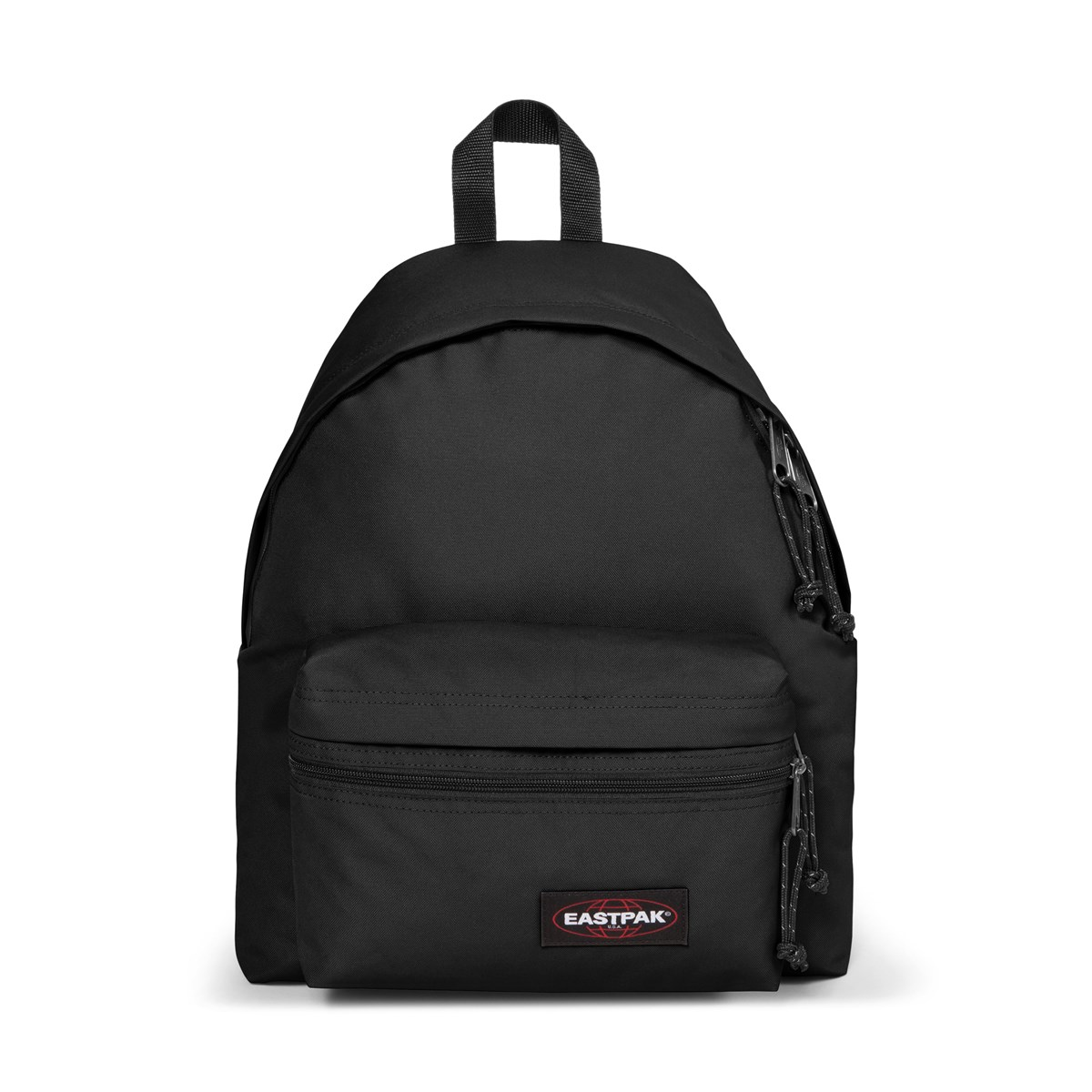 Padded Zippl'r Backpack in Black