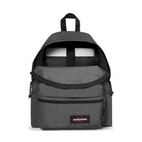 Padded Zippl'r Backpack in Dark Grey