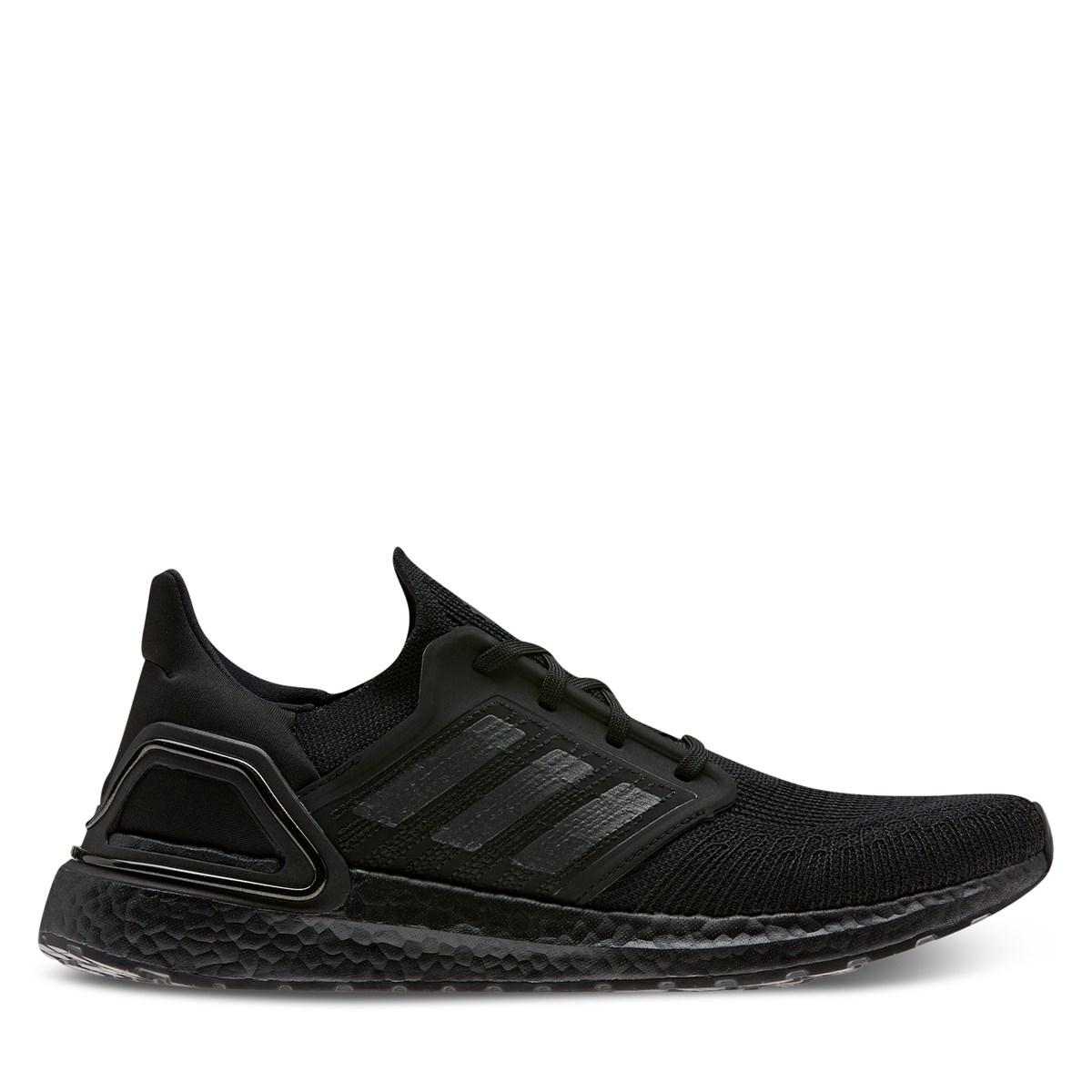 Men's Ultraboost 20 Sneakers in Black
