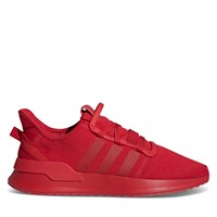 Men's U_Path Run Sneakers in Red