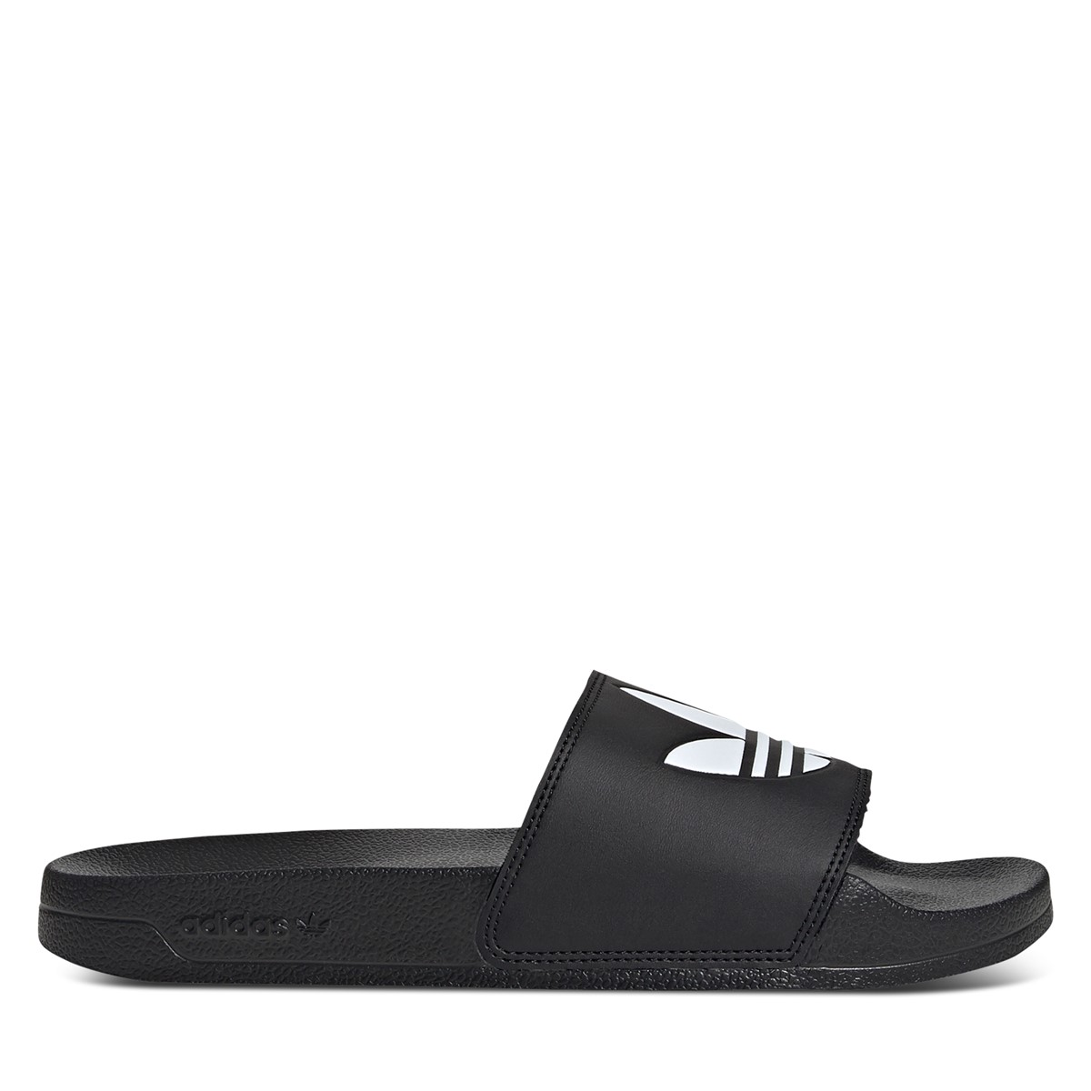 Men's Adilette Lite Slide Sandals in Black