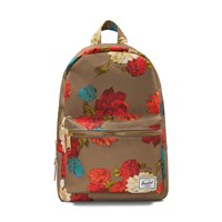 Small Grove Backpack in Vintage Floral Pine Bark