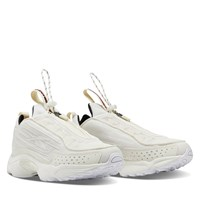 Women's DMX 2200 Zip Sneakers in Chalk