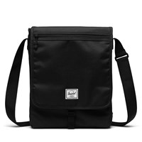 Small Lane Messenger Bag in Black