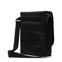 Lane Messenger Bag in Black