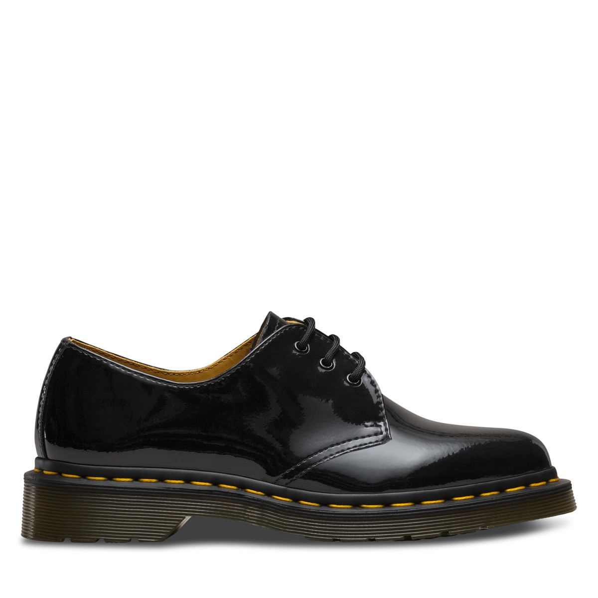 Women's 1461 Patent Shoes in Black